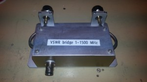 Home made VSWR bridge